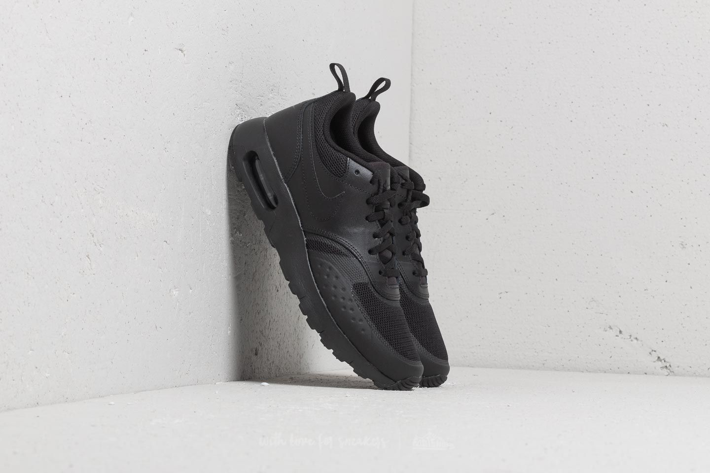 low priced d93f8 6fca4 Nike Air Max Vision (GS) Black  Black at a great price 88 €