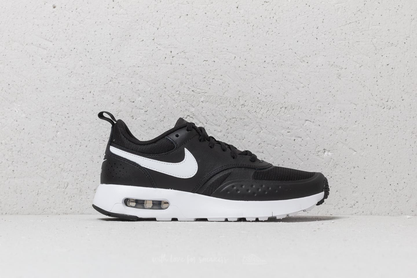 the latest 644b7 5aa87 Nike Air Max Vision (GS) Black  White-Black za skvělou cenu 2