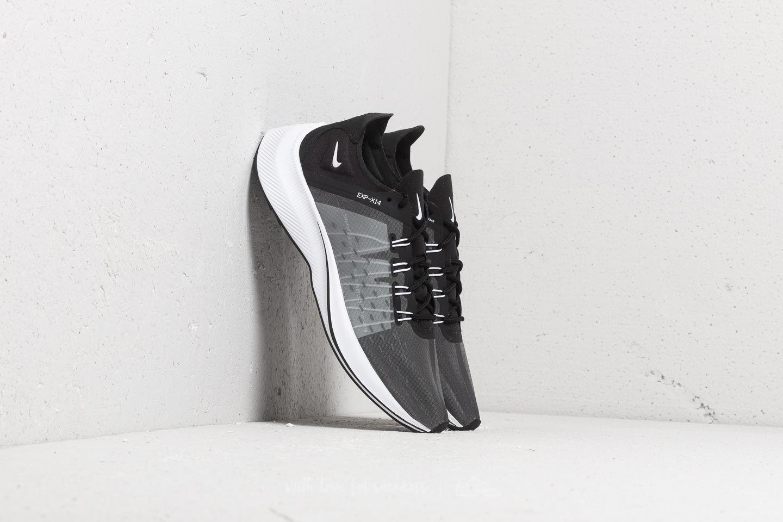 Dámské tenisky a boty Nike Exp-X14 (GS) Black/ Black-White-Wolf Grey