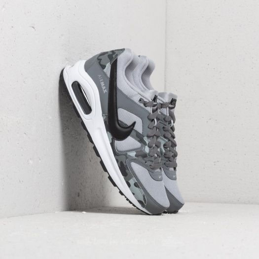 Pasado Credencial diario  Kid´s shoes Nike Air Max Command Flex BG Wolf Grey/ Black-Cool Grey