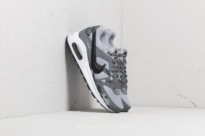 Nike Air Max Command Flex BG Wolf Grey Black Cool Grey | Footshop