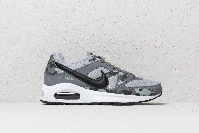 Nike Air Max Command Flex BG Wolf Grey Black Cool Grey
