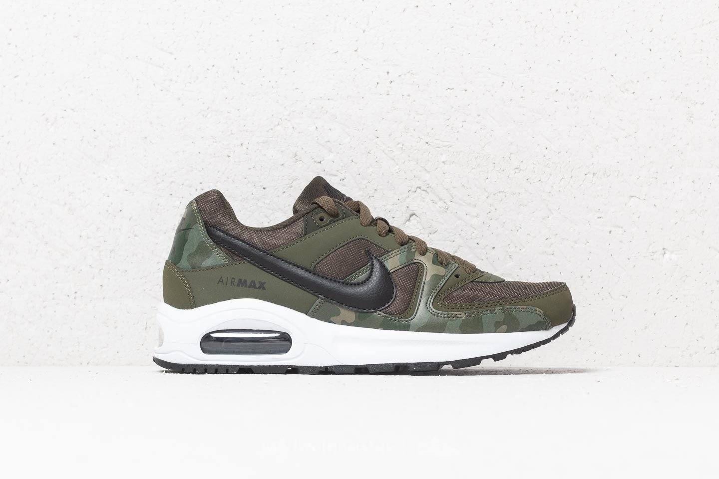 Nike Air Max Command Flex BG Sequoia  Black-White at a great price 99 7d32c4c6a4e54