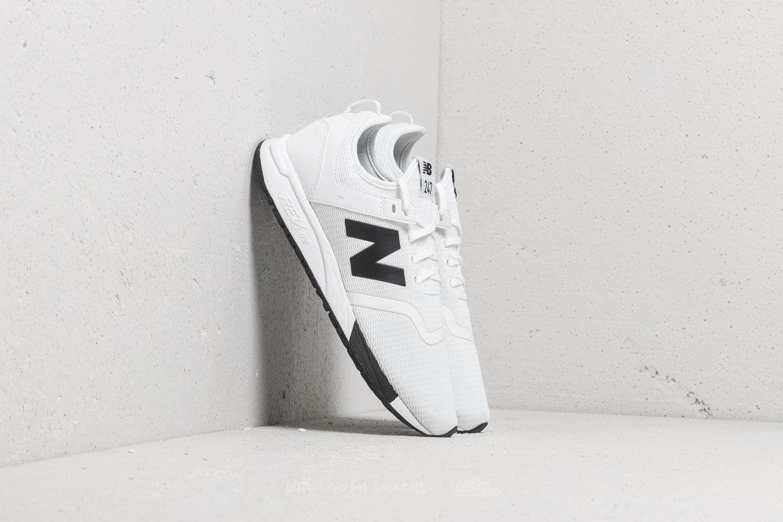 New Balance 247 White/ Black