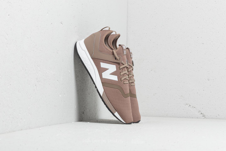 New Balance 247 Brown/ White
