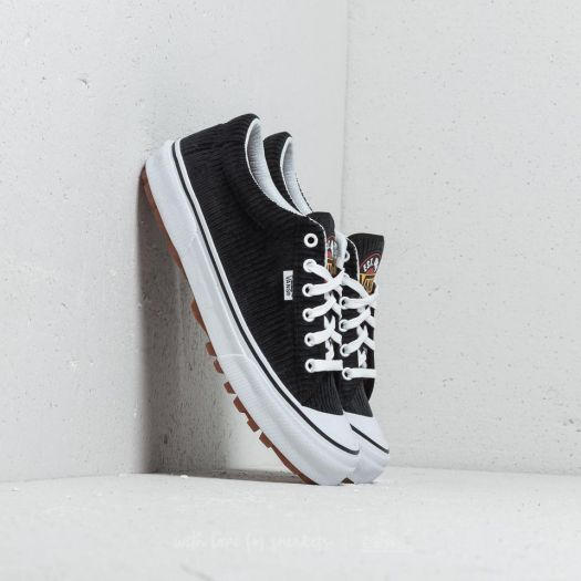 Ua Style 29 BlackTrue White Vans : Baskets Sneakers