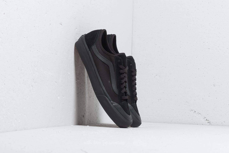 shoes Vans Style 36 Decon SF Black