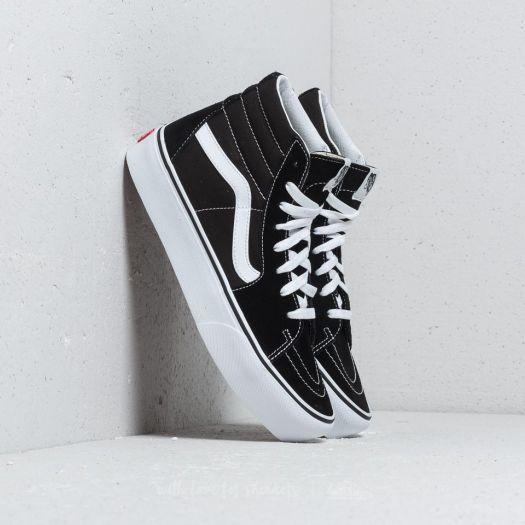 shoes Vans SK8-Hi Platform 2.0 Black