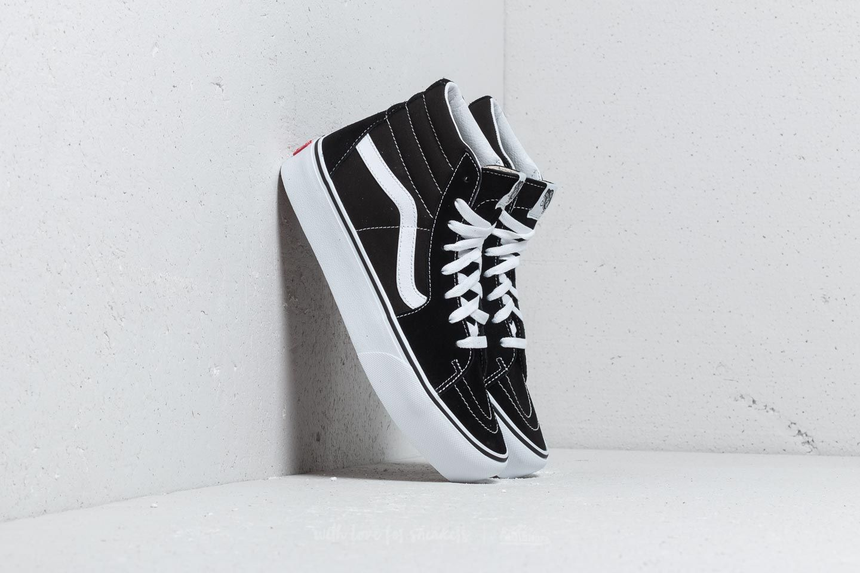 Women's shoes Vans SK8-Hi Platform 2.0 Black/ True White