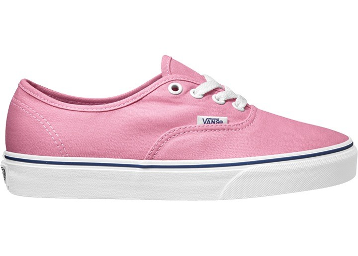 b184438caea0 Vans Authentic Prism Pink True White