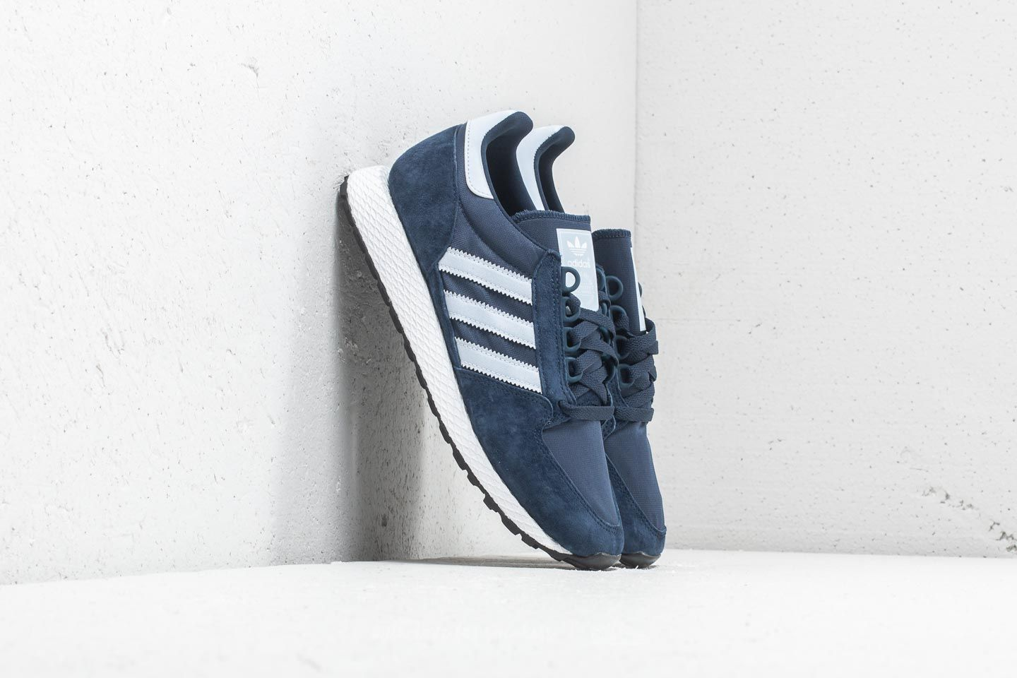 5bd31a1863e3 adidas Forest Grove Collegiate Navy  Aero Blue  Core Black at a great price  £