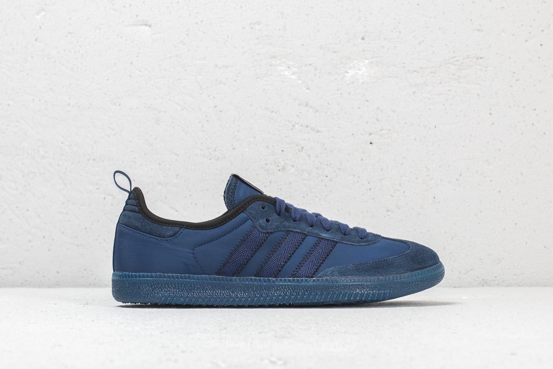 sports shoes 9a69c 32389 adidas x C.P. Company Samba Dark Blue/ Night Sky/ Dark ...