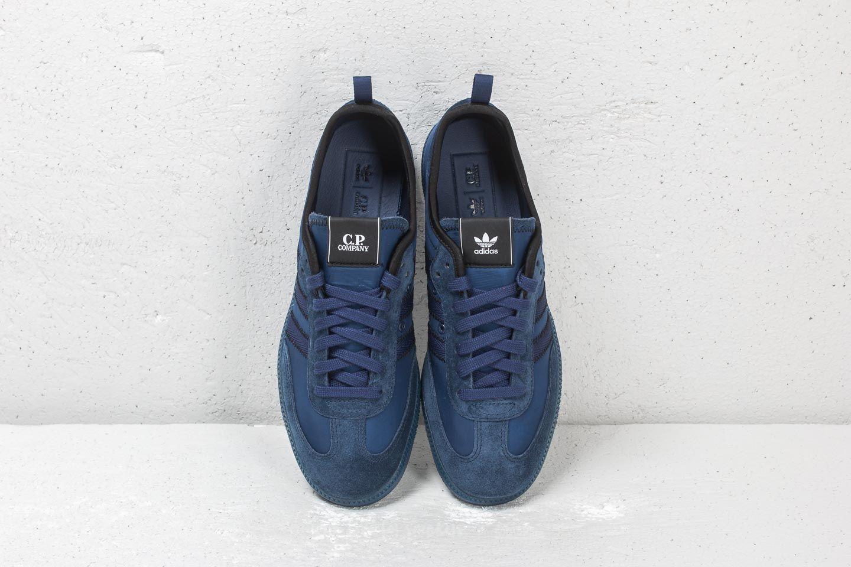 sports shoes acb11 17286 adidas x C.P. Company Samba Dark Blue/ Night Sky/ Dark ...