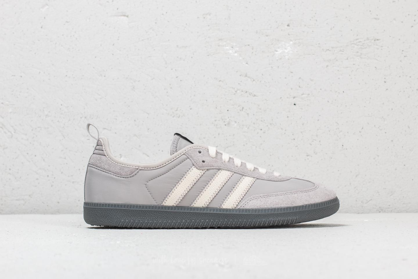 low priced 55fb7 65190 adidas x C.P. Company Samba Clear Granite/ Off White/ Off ...