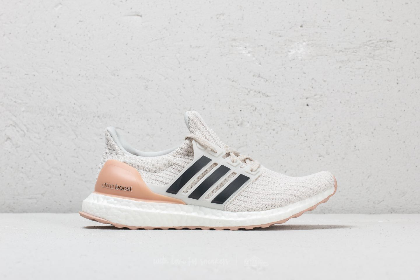 410c8d0e7643fe adidas Ultraboost W Running White  Carbon  Cloud White at a great price 125  €