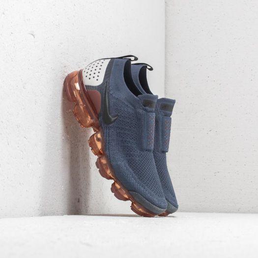 Cíclope Dolor Benigno  Men's shoes Nike Air Vapormax FK MOC 2 Thunder Blue/ Black-Terra Blush |  Footshop