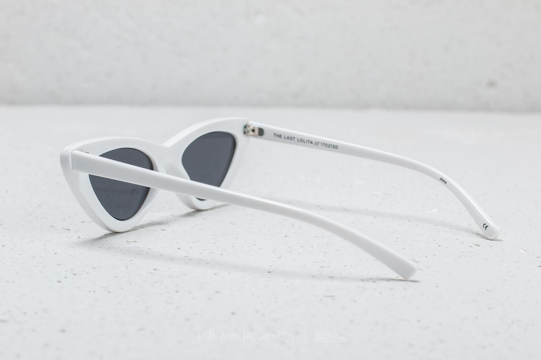 e77deb8bcb Le Specs The Last Lolita Sunglasses White a muy buen precio 56 € comprar en  Footshop