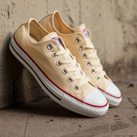 Converse All Star Ox Natural White | Footshop