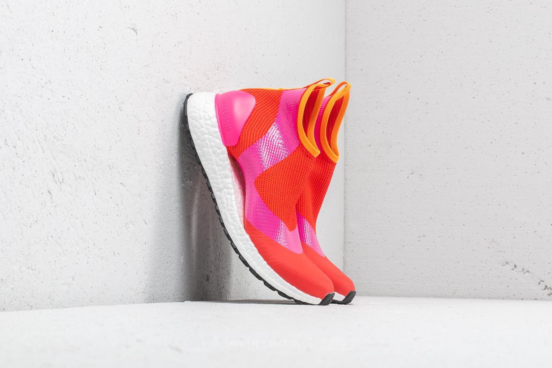adidas x Stella McCartney Ultraboost X All Terrain Energy  Shock Pink  Core  Red at 4a0886d72