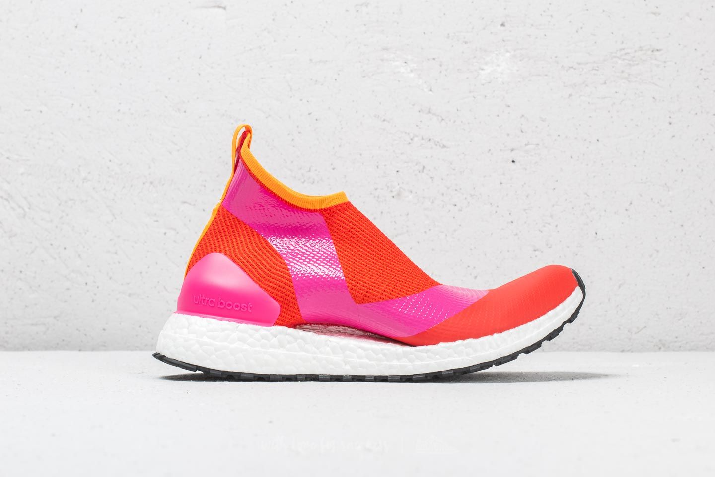 94918663d14 adidas x Stella McCartney Ultraboost X All Terrain Energy  Shock Pink  Core  Red at