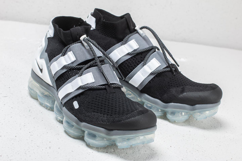 detailed look fb66b 93944 Nike Air Vapormax FK Utility Black/ Black-Cool grey-White ...