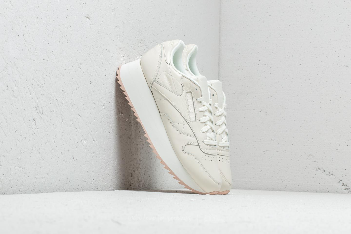 738a0c0c894f7 Reebok Classic Leather Double Chalk  Bare Beige at a great price 74 € buy at