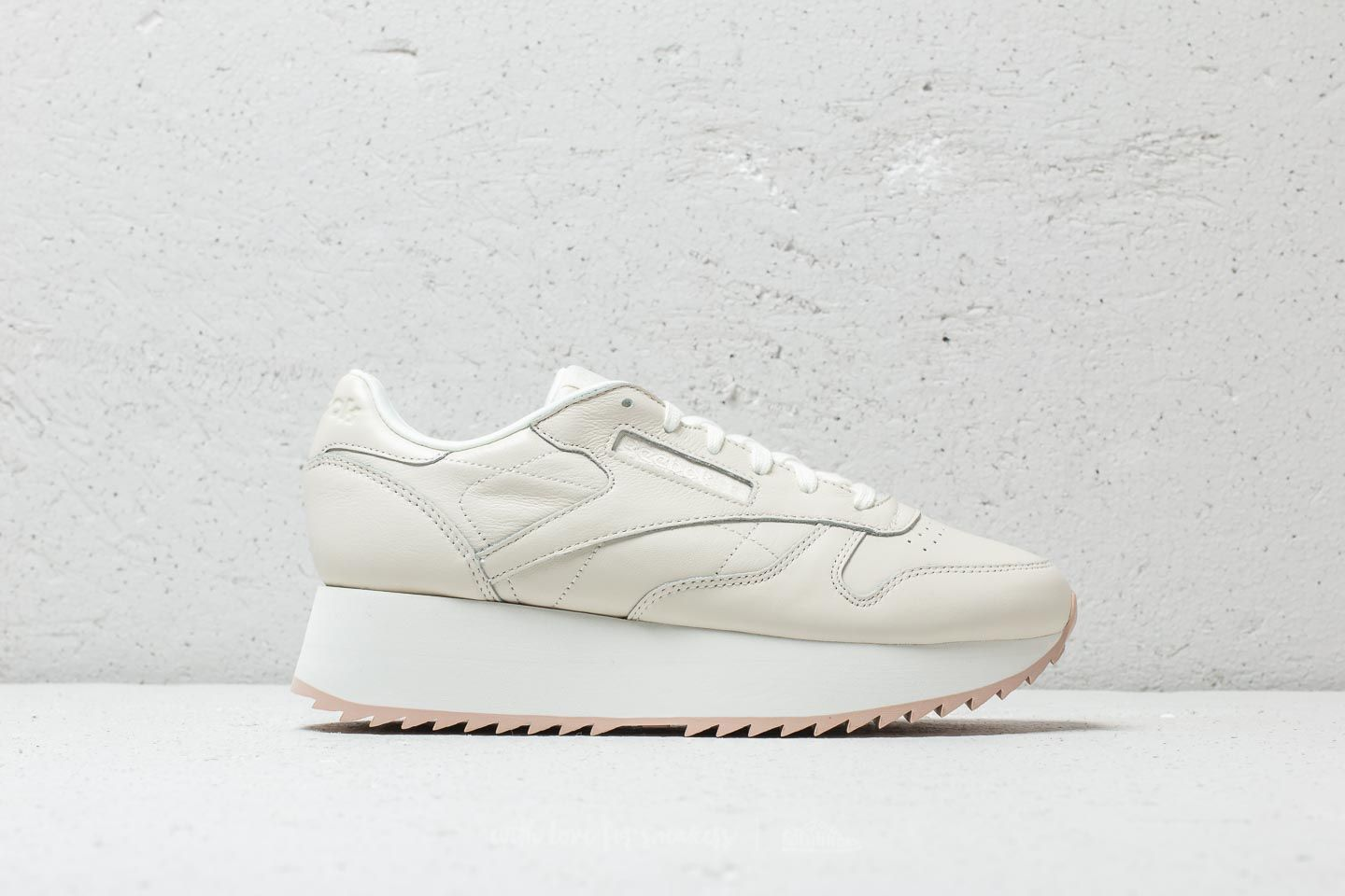 9949c42160b Reebok Classic Leather Double Chalk  Bare Beige at a great price 74 € buy at