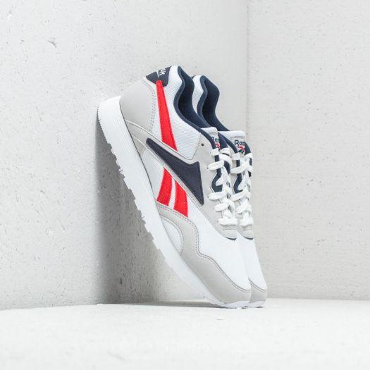 Mentor es inutil Ganar  Men's shoes Reebok Rapide MU Skull Grey/ White/ Navy/ Red | Footshop