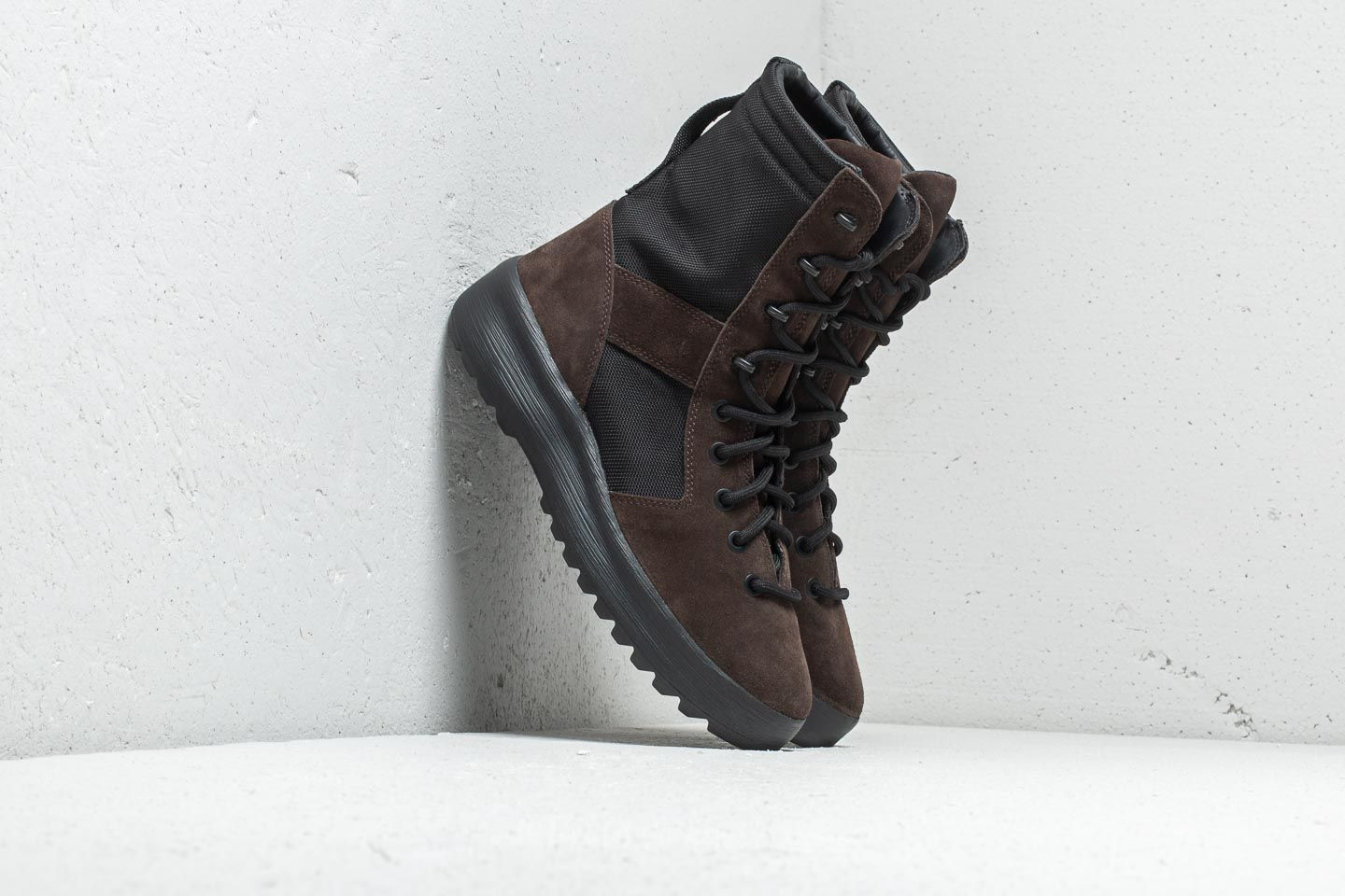 b875f8a57 Yeezy Season 7 Military Boot Oil