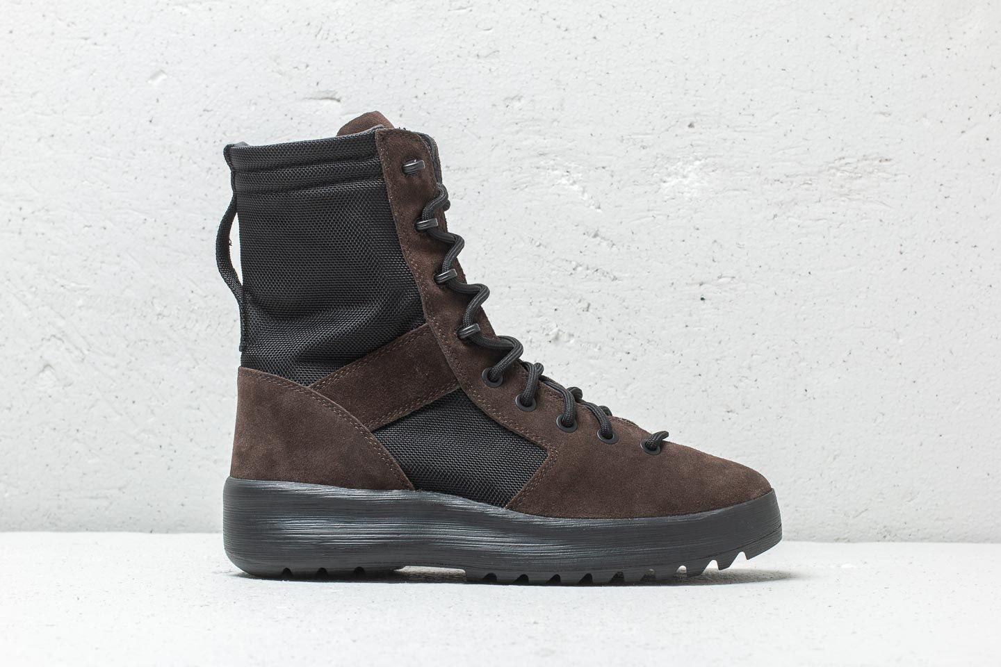 7a77bc513da4e3 Yeezy Season 7 Military Boot Oil at a great price £279 buy at Footshop