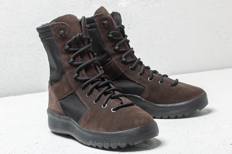 Degenerar Muestra Regreso  Men's shoes Yeezy Season 7 Military Boot Oil | Footshop
