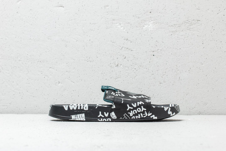 Puma x Shantell Martin Leadcat Graphic SM Puma Black  White  Dragonfly za  skvelú cenu 1e348ec96ac