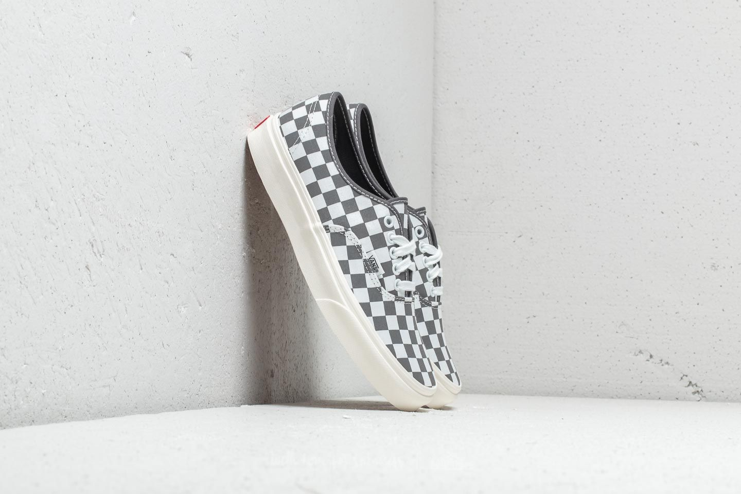 5dd42a8487b4 Vans Authentic (Checkerboard) Pewter  Marshmallow at a great price £36 buy  at