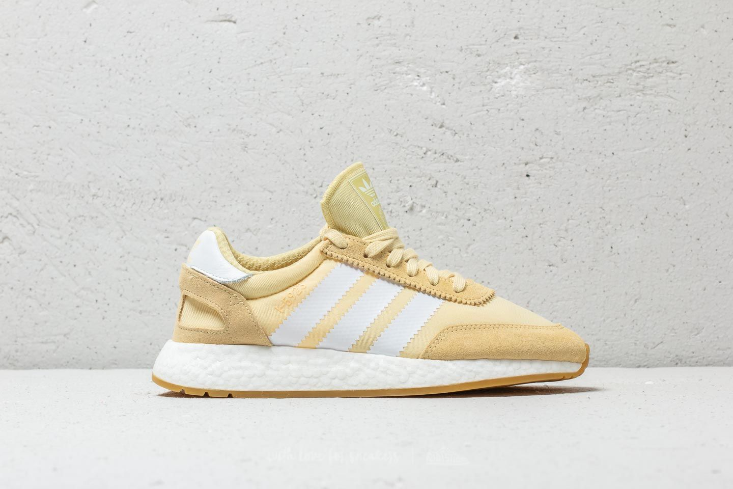 brand new 29d9c 677a3 adidas I-5923 W Clear Yellow  Ftw White  Gum 3 at a great