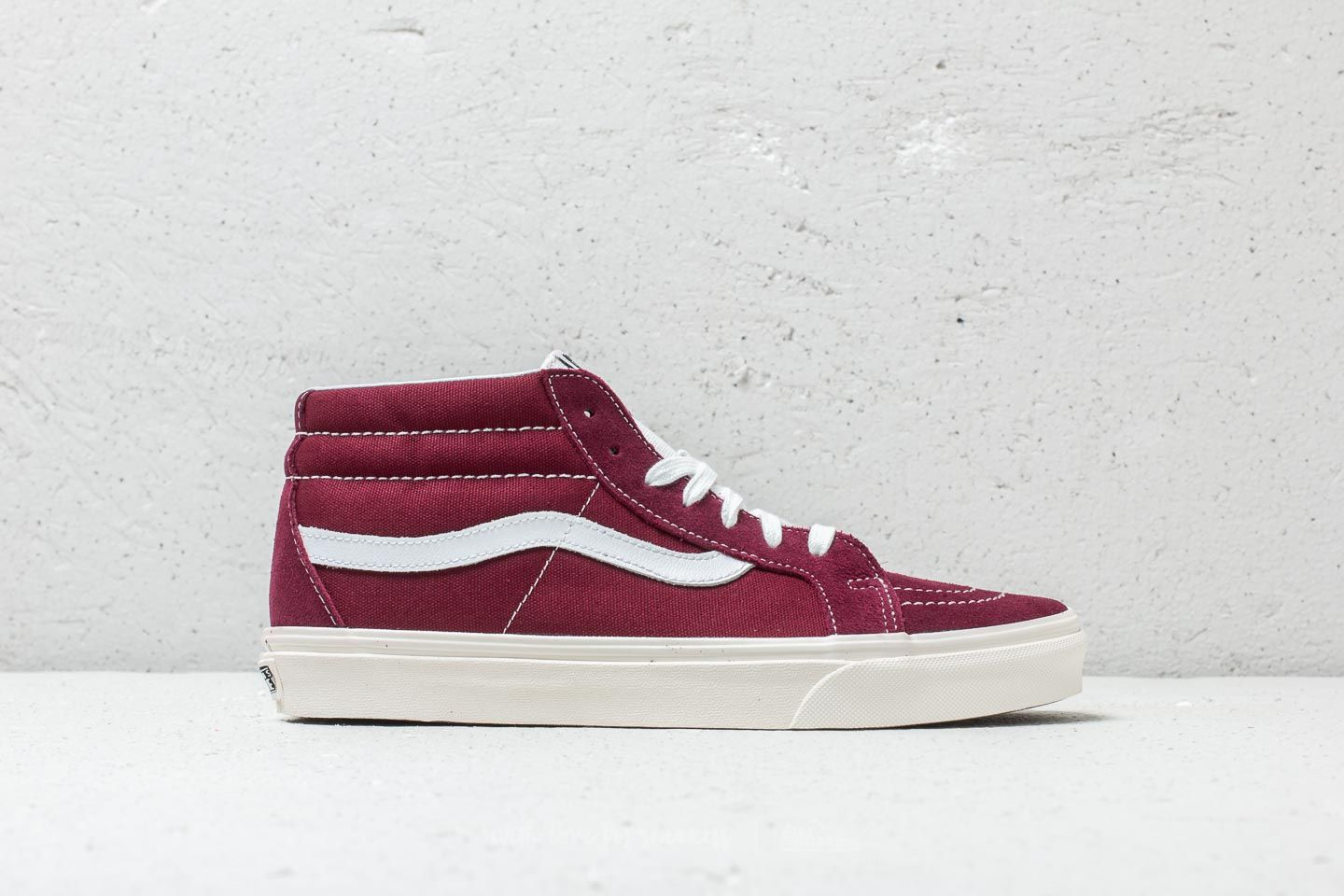 37990c44af5ff6 Vans Sk8-Mid Reissue (Retro Sport) Port Royale at a great price 65