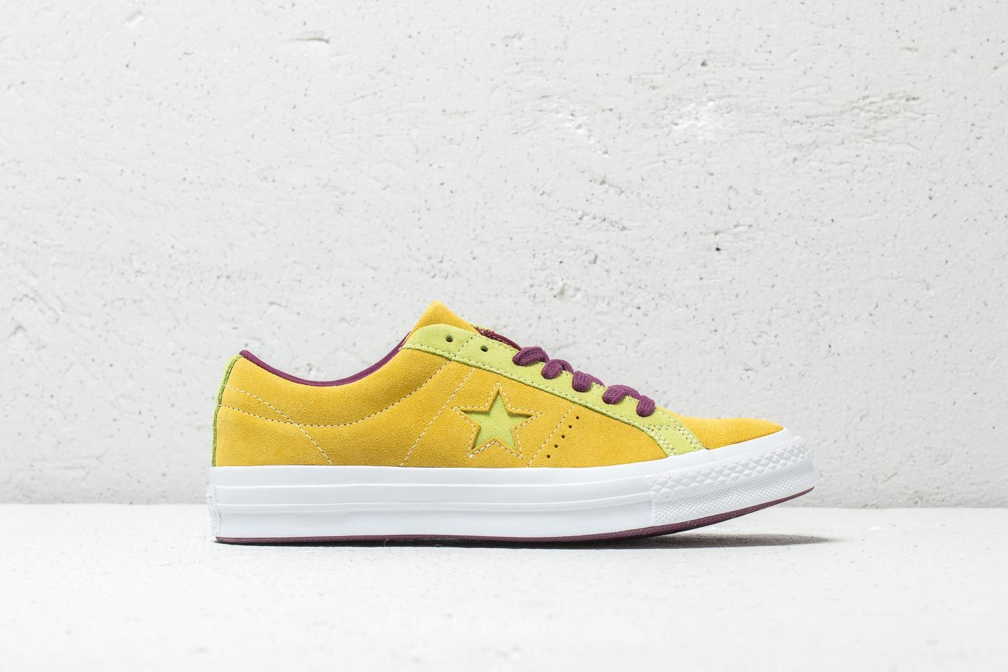 Converse One Star Ox Apple Green  Sharp Green at a great price 63 € buy 5c4069a9c