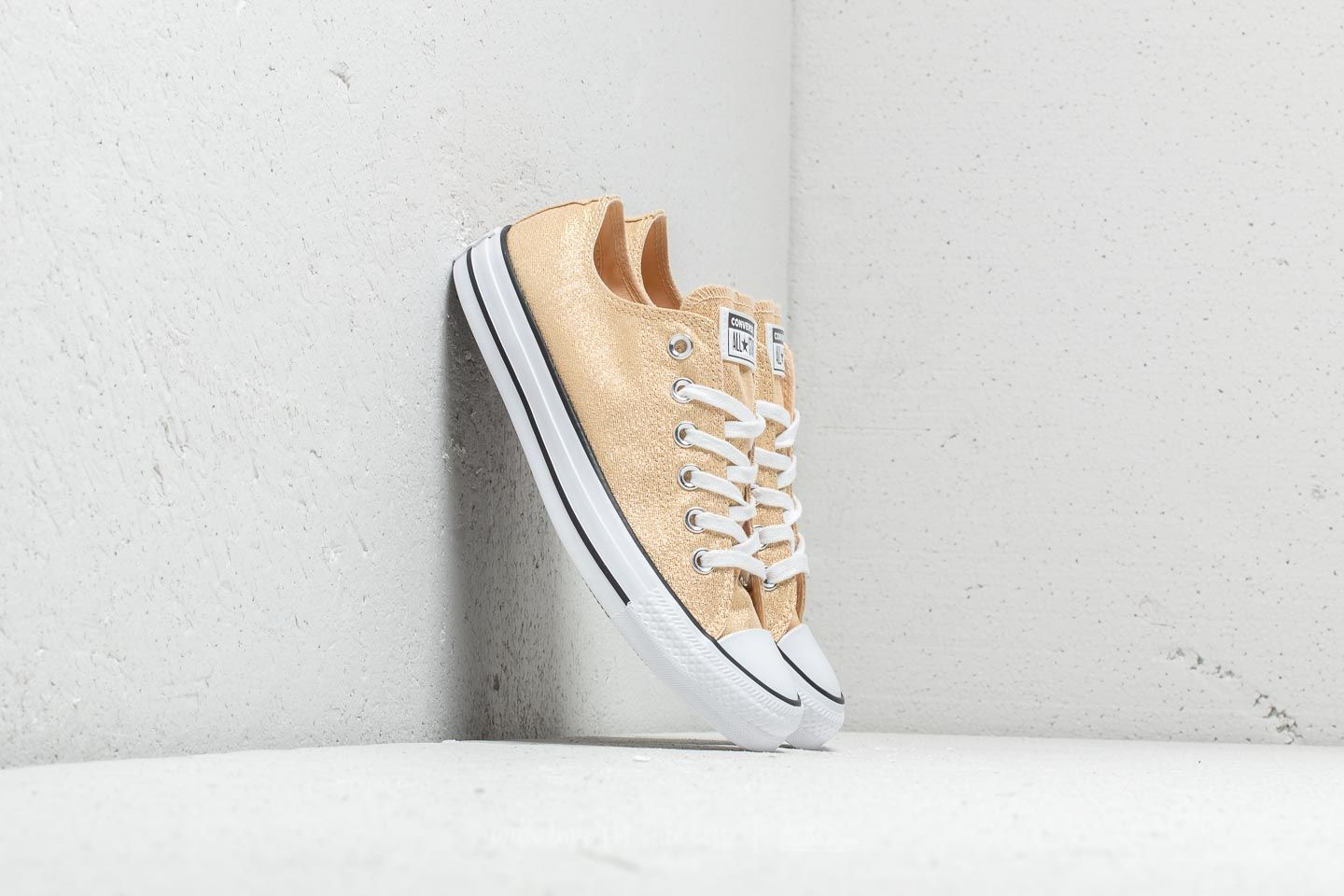 02c98dd0a7dd Converse Chuck Taylor All Star Ox Light Twine  White  Black at a great price