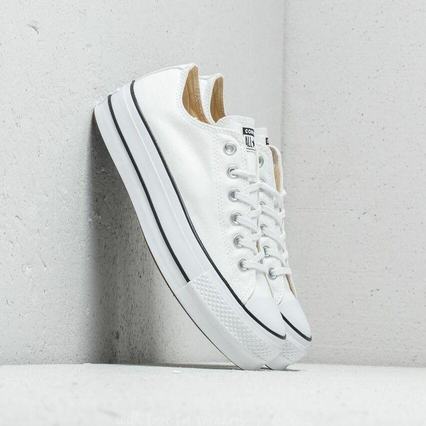 Converse Chuck Taylor All Star Lift Ox White/ Black/ White EUR 41.5