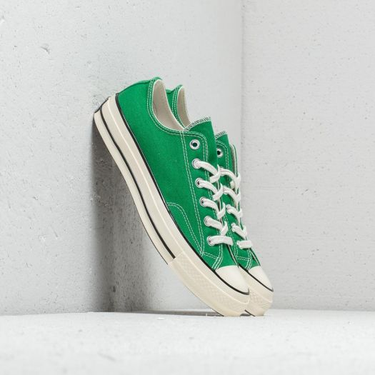 Men's shoes Converse Chuck 70 Ox Green
