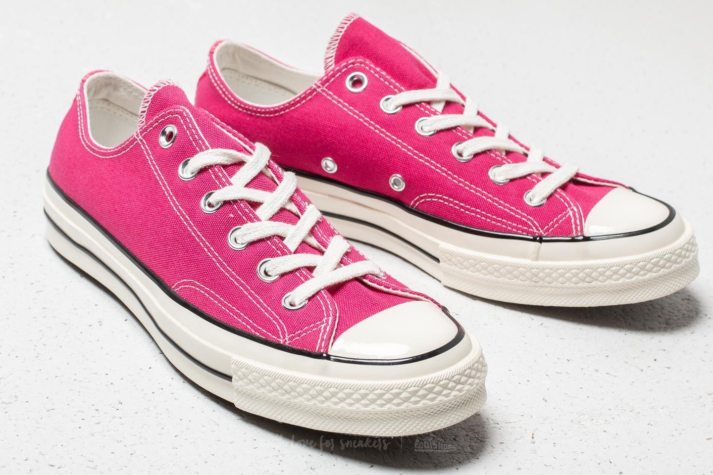shoes Converse Chuck 70 Ox Pink Pop