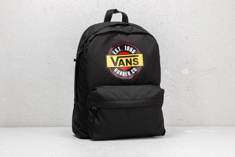 88f818d3a67a Vans Chromo Realm Backpack Black