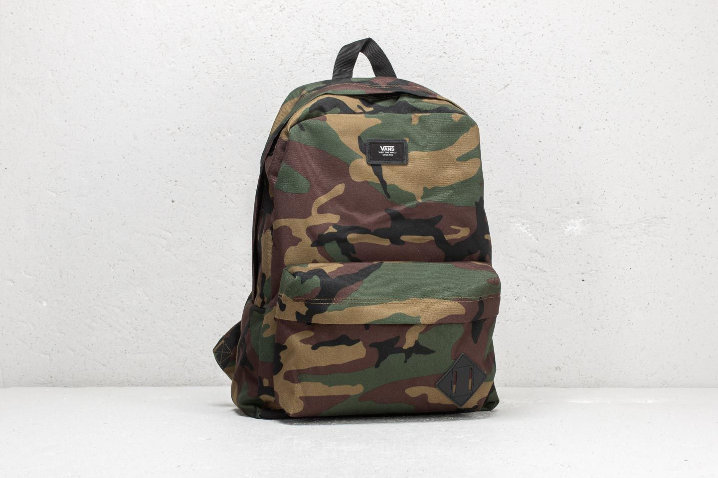 17e339b3102 Vans Old School II Backpack Classic Camo/ Black at a great price 38 € buy