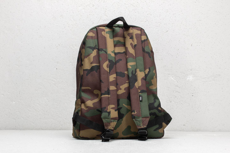 Vans Old School II Backpack Classic Camo Black | Footshop