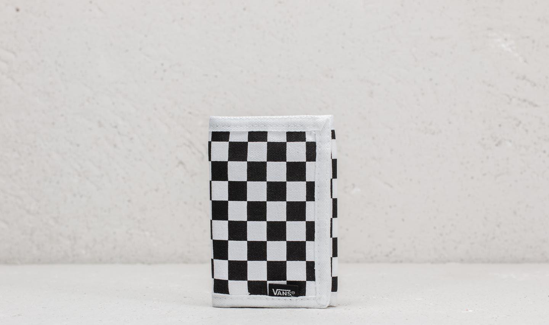 Vans Slipped Wallet Black/ White Univerzálna veľkosť