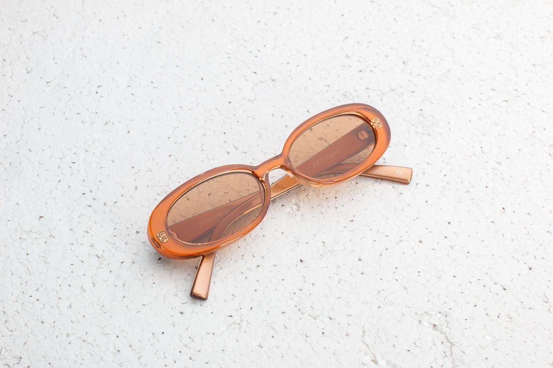 fbbf0171ed71d Le Specs Outta Love Sunglasses Caramel
