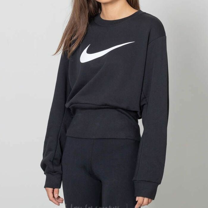 Nike Sportswear Swoosh Crewneck Black