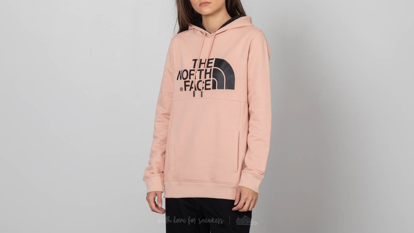 The North Face W Drew Hoody Misty Rose