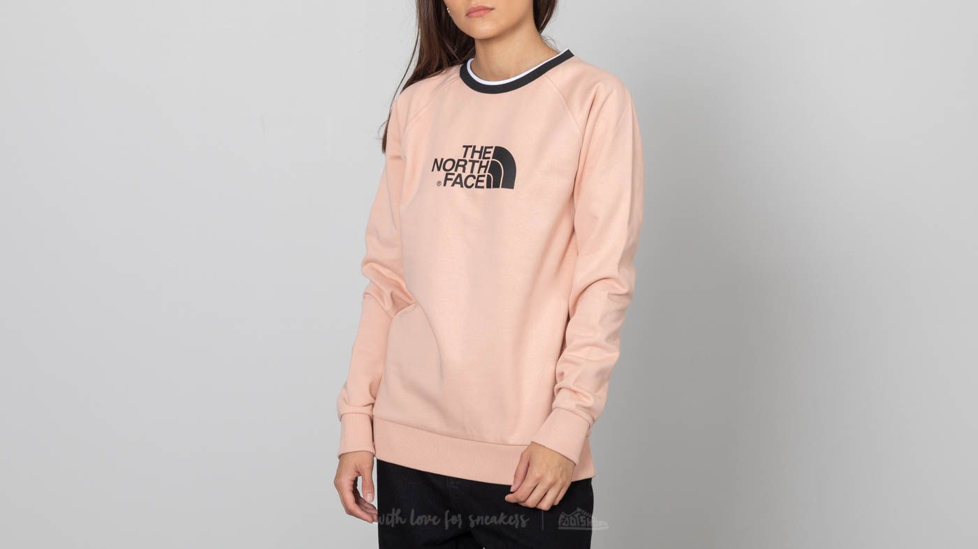 The North Face W Redbox Crewneck