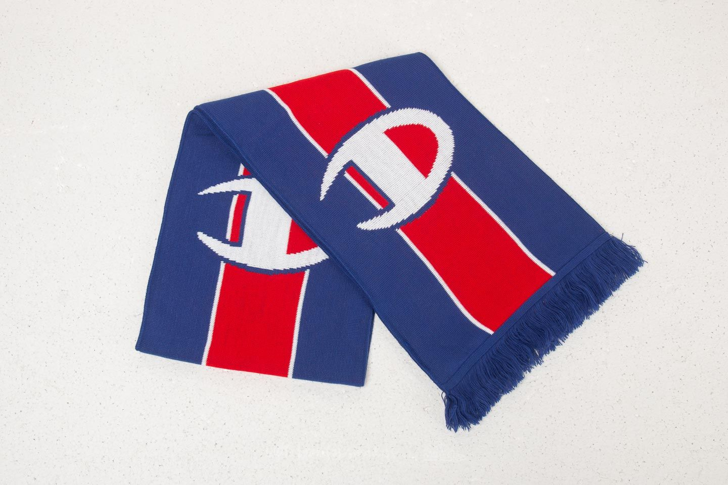 Champion Knitted Scarf Blue/ Red/ White at a great price 25 € buy at Footshop