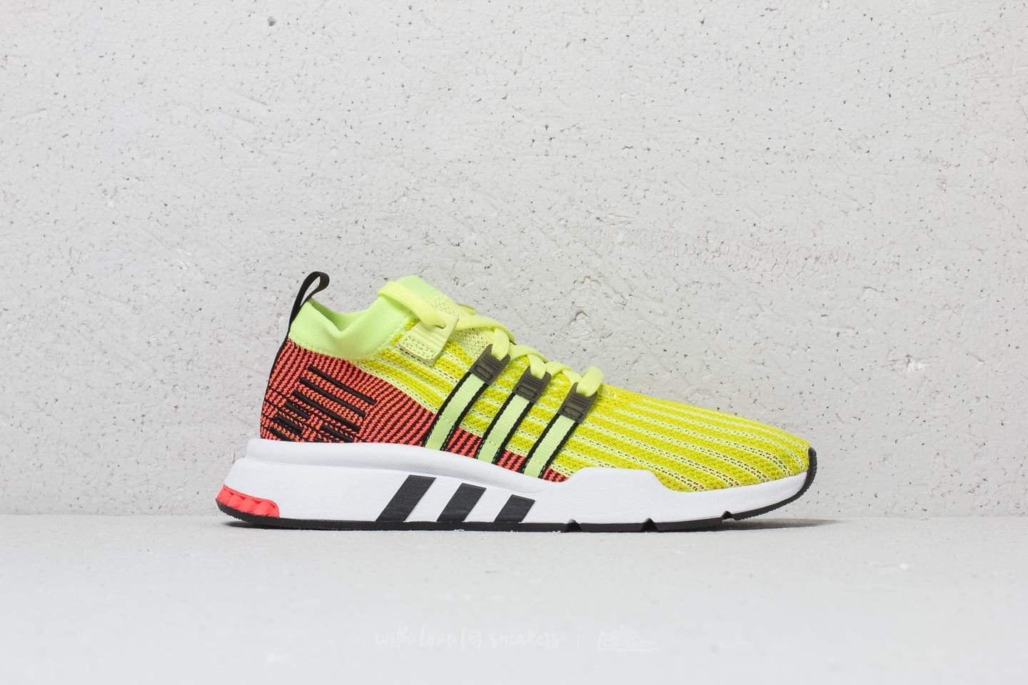official photos e94e1 579ea Adidas EQT Support Mid ADV PK Glow Core Black Turbo at a great price